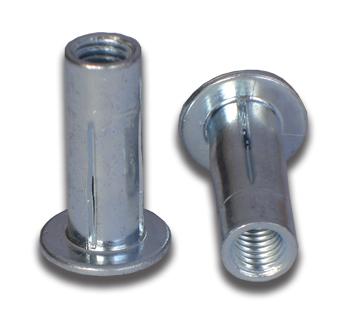 Steel Rivet Nut - M8
