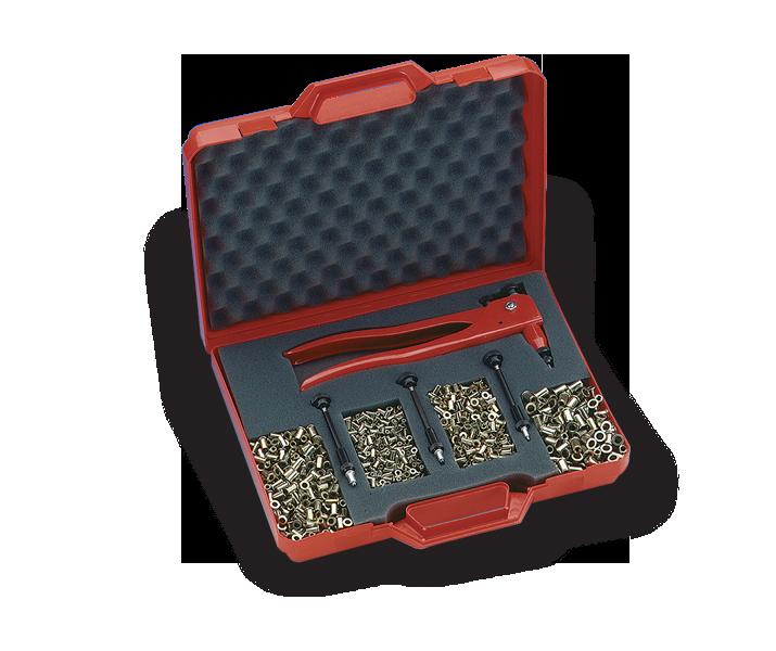 FAR KJ17 Extra Rivet Nut Hand Tool (Kit)